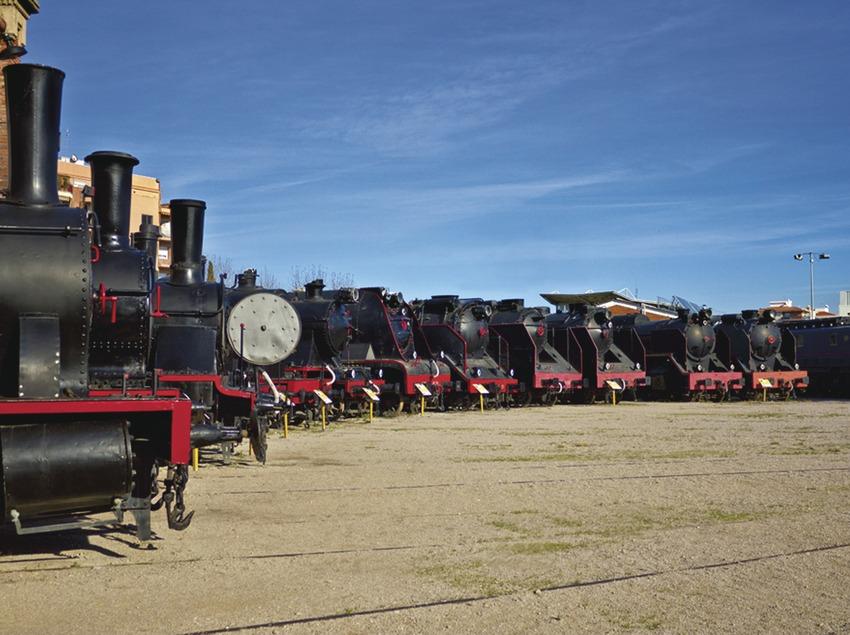 El museo del ferrocarril de Cataluña tienen nuevas propuestas